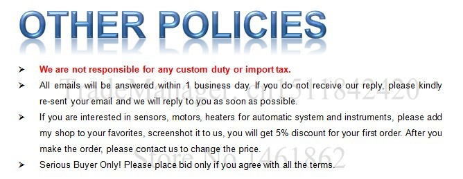 4 - other policies