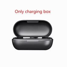 Оригинальная зарядная коробка Haylou для GT1/GT1 Pro, оригинальные наушники GT1 R/L, кабель в комплект не входит