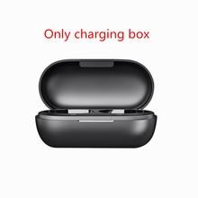 Haylou boîte de chargement dorigine pour GT1/GT1 Pro, Original GT1 R/L écouteur; câble non inclus