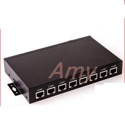 Servidor serie 8 interruptor Ethernet serie 485232 a hub TCP 485