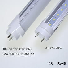 90 pcs Led Tube T8 600mm 900mm 1200mm High Power Led Tube Light Lamp Home 2ft 3ft 4ft LED Tube T8 9W 10W 13W  18W 20W 110V 220V