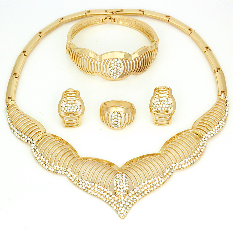 Gold Necklace New Designs 2016 - Best Necklace 2017