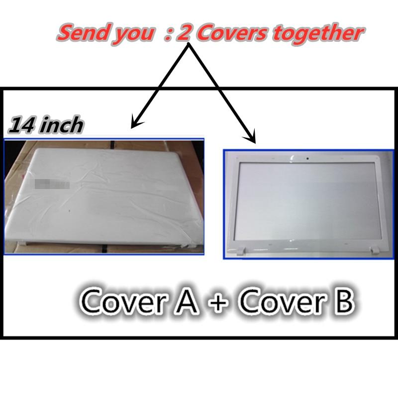 LCD Back Cover Front Bezel Lid Frame Housing For Samsung NP300E4E NP270E4V NP275E4V NP270E4E NP275E4E NP270E4J NP275E4J NP270E4U