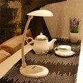Moda criativa LED estudo olho lâmpada de mesa lâmpada de cabeceira quarto, 1 pçs/lote