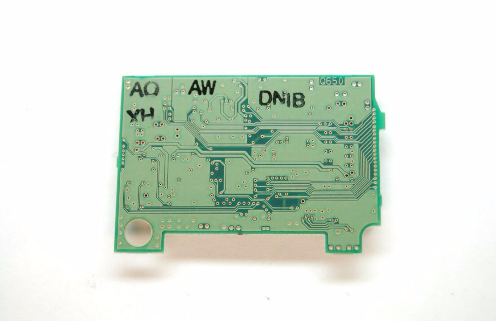 Free Shipping! 95%new PLATE DRIVE DEPUTY PCB BOARD FOR <font><b>Nikon</b></font> SLR <font><b>D60</b></font> REPAIR <font><b>PARTS</b></font> image