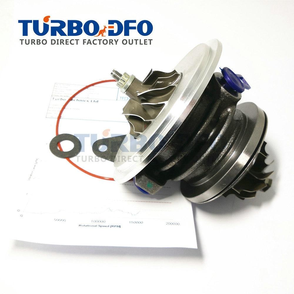 Cartridge turbine kits for Audi A4 1.9 TDI B5 1995 - 1998 1Z AHU 90 HP 454097 028145702 CHRA turbo charger balanced new parts turbine cartridge 53039880145 53039700145 28200 4a480 282004a480 turbo charger kkk bv43 chra for hyundai h 1 crdi 170 hp d4cb
