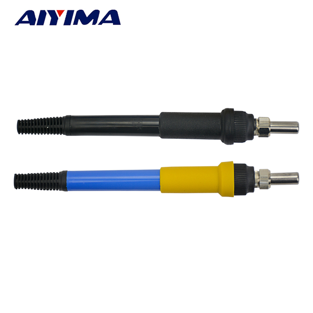 Aiyima 1pcs T12 T2 handle For modification Hakko 936 station iron Soldering Handle style DIY