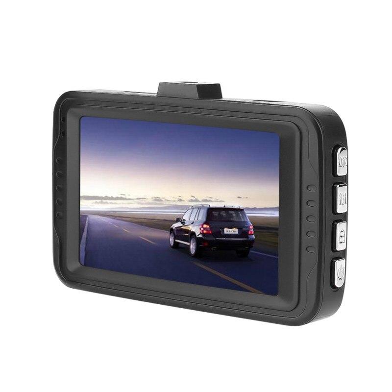Car DVR Loop-Recording Dash-Camera Night-Vision 1080p 30fps G-Sensor Screen-V26 145-Degree