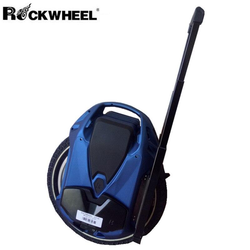 ROCKWHEEL GT16 Elettrico Monociclo Una Ruota Scooter 16 Pollici di Auto Bilanciamento Hoverboard e Skate elettrici 2000 W 84 V 1036WH Adulto Scooter Elettrico