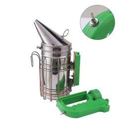 Electric Bee Smoke Transmitter Kit Stainless Steel Electric Beekeeping Tool Bee Smoker Beekeeping X7YD