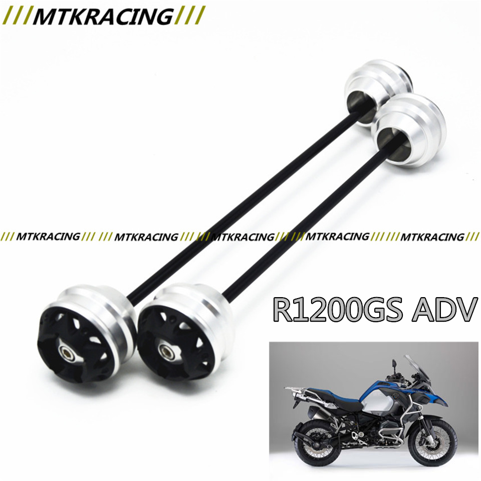 Free shipping for BMW R1200GS ADV 2014-2015 CNC Modified Motorcycle Front wheel drop ball / shock absorber