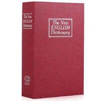 Dictionary Book Safe Diversion Secret Hidden Security Stash Booksafe Lock Key