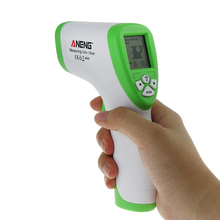Big sale Body Infrared Thermometer Non-contact IR Temperature Gun Measurement Device Digital Body Surface Temperature Measurement Gun
