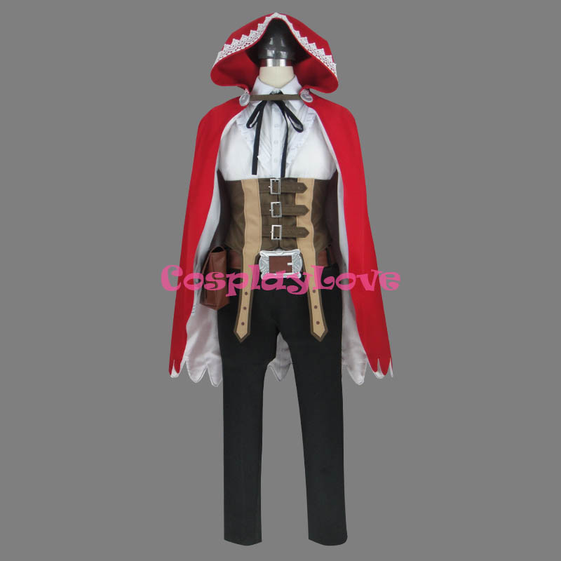 Fire Emblem Fates IF Velouria Cosplay Costume (1)