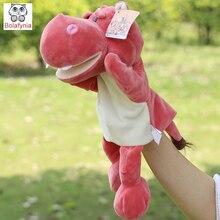 Marioneta  Hipopótamo Rosa