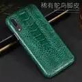 Custodie del telefono Per Huawei P10 P20 P30 Lite Compagno 9 10 20 lite Pro Caso di Struzzo Piede Caso di Struttura Per honor 8X9 10 V20 P caso Astuto