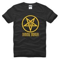 Hot Sale Fashion Dimmu Borgir Death Black Heavy Metal Rock Mens Men T Shirt Tshirt Fashion