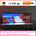 SMD3528 Full color Led Sign USB flash disk   Programmable Scrolling Message Board    LED Open  Display Board