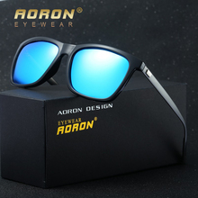 AORON Men's Polarized Sunglasses Classic Brand Designer Goggles Defending Coating Lens Women's Fashion Leisure Shades Glasses