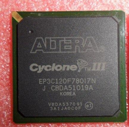 100% New 2pcs/lot EP3C120F780C8N