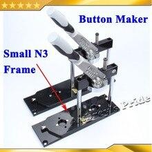 N3 профессиональный небольшой все стальные кнопки производитель рама без сменной формы