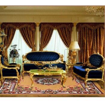 Большой прямоугольный ковер 300*400 см механизм Китайская традиционная печать гостиной ковер современный простой прикроватный диван чайный с