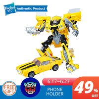 Transformers Studio Series Deluxe Class Movie Bumblebee Decepticon Stinger Autobot Ratchet Car toys Boys Gift