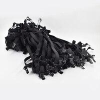 New 2017 Bow ties For Men Tie adjustment rope Adjust the belt 50 pcs Maximum Length Adjust about 45CM Elastic band