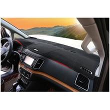 lsrtw2017 car styling car dashboard mat for volkswagen vw sharan 2011 2012 2013 2014 2015 2016 2017 2018 seat Alhambra цена в Москве и Питере