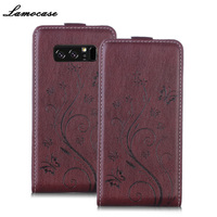 New Design For Samsung Galaxy Note 8 Case PU Leather Cover For Samsung Galaxy Note 8