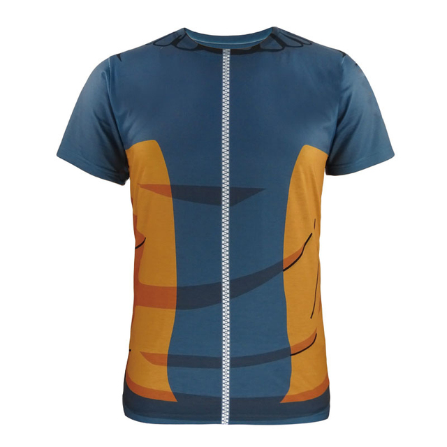 Naruto Black 3D T Shirt Cosplay Costumes