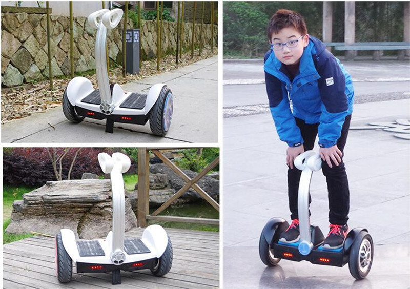 Daibot Hoverboard Electric Two Wheels Self Balancing Scooters 700W 36V Electric Scooter Child Adults With APPHandle  (11)