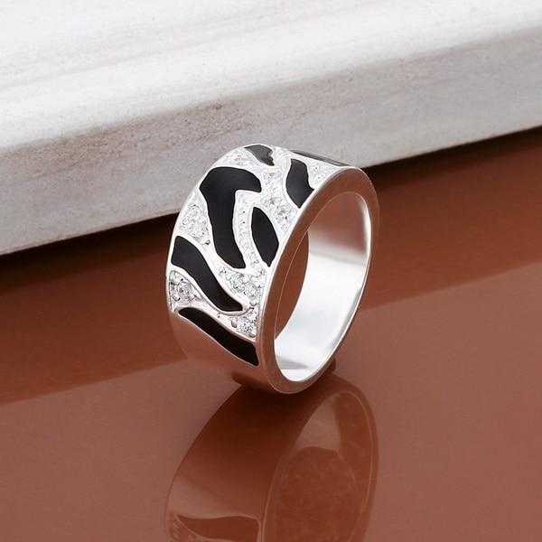 Кольцо на палец r271 модное простое и элегантное с несколькими