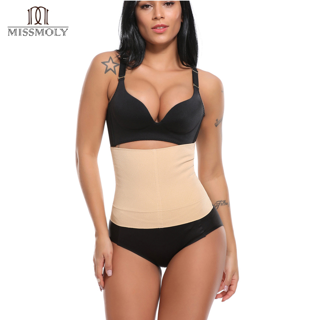 ee4fbee0966 Women Slimming Body Shaper Seamless Corset Waist Trainer Cincher Shapewear Belt  Girdle Slim Tummy Control Steel