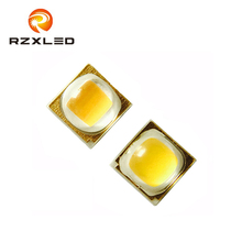50pcs/lot High Power 1W3W SMD3535 150LM White/Red/Blue/Green Bright for as DRL daytime running lights