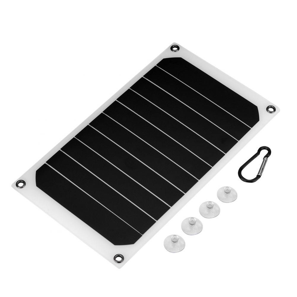 Portable 10W IP64 Waterproof Solar Panel Mobile Power Charger 5V USB Powerful Charging WWO66 mvpower 5v 5w solar panel bank solar power panel usb charger usb for mobile smart phone