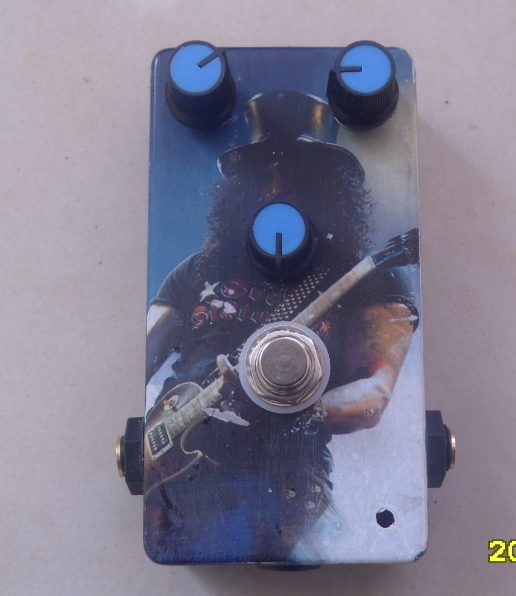 diy mod analog man sun face ts808 pedal pedal overdrive electric guitar stomp box effect. Black Bedroom Furniture Sets. Home Design Ideas