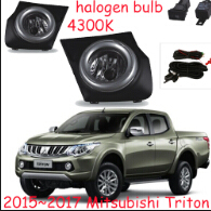 2015~2017 Triton fog light,Free ship,halogen,4300K,Triton headlight,ASX,3000GT,Expo,Eclipse,verada,Triton,Triton taillight фото