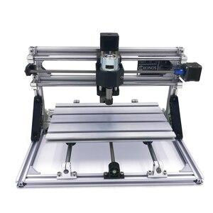 CNC3018 withER11,Diy mini CNC
