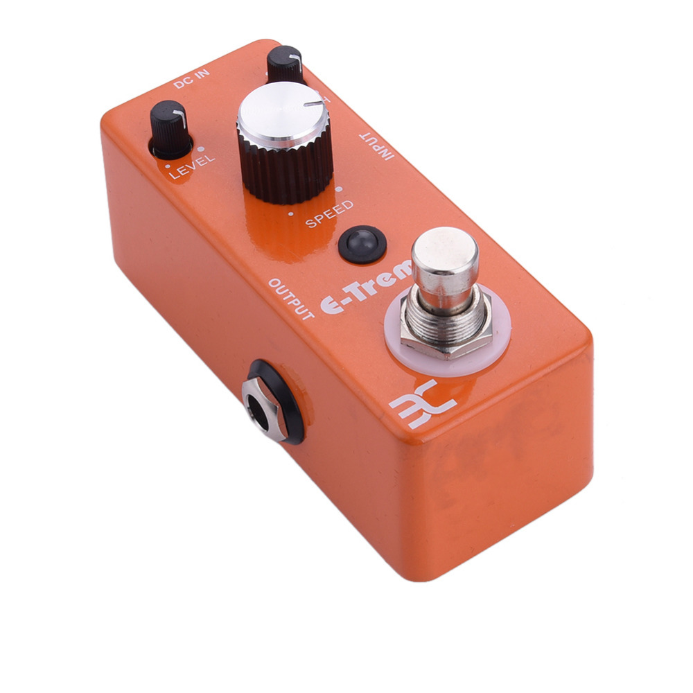 Metal Shell + Free Connector Effect Pedal Guitar Pedal Bass Effect Pedal Power 9V Subtle Sound Effects Support Wholesale mooer ensemble queen bass chorus effect pedal mini guitar effects true bypass with free connector and footswitch topper