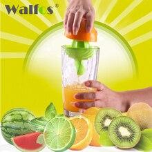 WALFOS Высококачественная соковыжималка, инструмент для соковыжималки лимона, соковыжималка для цитрусовых, ручная, кухонная, фруктовый, экспрессер, сепаратор сока, инструменты
