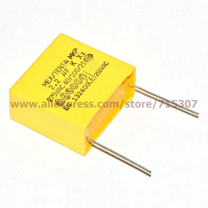 Aliexpress Com Buy Phiscale 20pcs Film Capacitor 275v