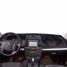 For Land Rover Freelander LR2 2006-2014 Flannel Dashmats Dashboard Covers Dash