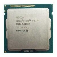 Intel Core i7 3770 3.4GHz 8MB Desktop CPU Processor SR0P0 Socket H2 LGA1155 i7 3770 cpu