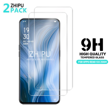 2 Pcs Tempered Glass For OPPO Reno 10X ZOOM Glass Screen Protector 2.5D 9H Tempered Glass For OPPO Reno 10X ZOOM Protective Film screen protector oppo reno 10x zoom glass 9h hardness tempered glass for oppo reno 10x zoom protective glass for oppo reno 10x