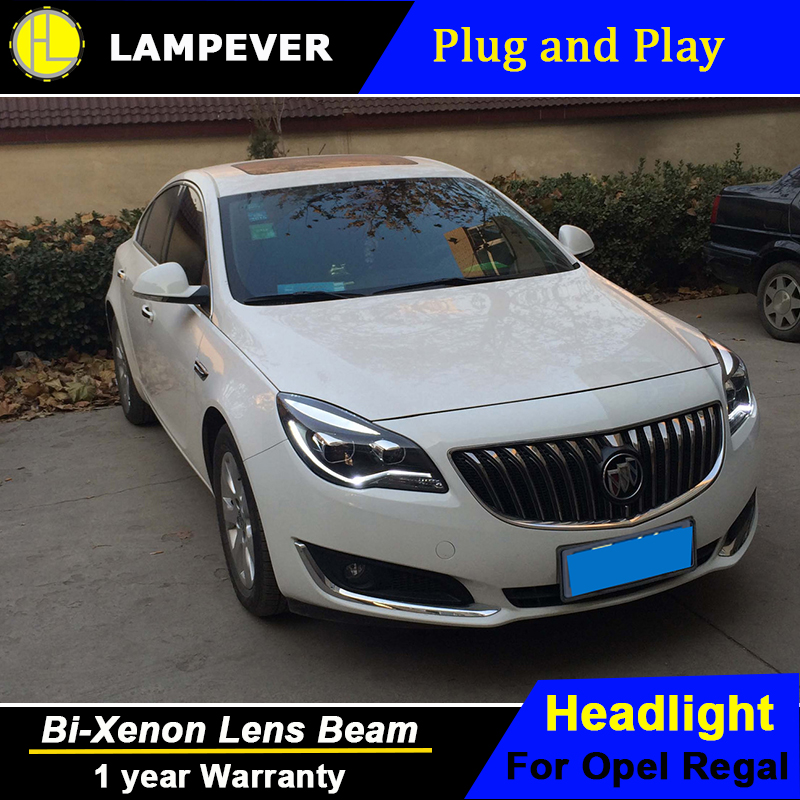 buick 2014 verano. aliexpresscom buy lampever for gm buick 2014 2015 2016 verano regal opel insignia led headlights drl bi xenon lens high low beam parking front from buick