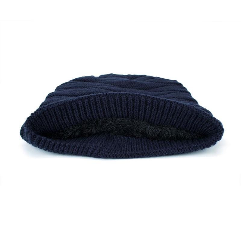 f9d700c6a41 Winter Autumn Beanies Hat Unisex Plain Warm Soft Skull Knitting Cap by  AKIZON