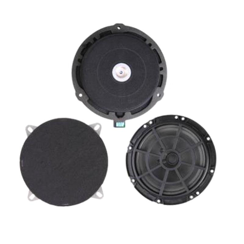 JUST SOUND best choice for caraudio Ampire CP100-10cm Lautsprecher Koaxe Einbauset f/ür Mercedes SL R107 Front