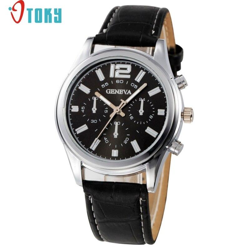 Excellent Quality Wrist Watch Men 2017 Top Luxury Male Clock Quartz Watch Wristwatch Quartz Watch Relogio Masculino Mar 28