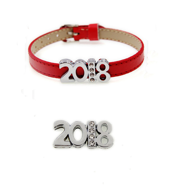 Cheap 50pcs 8mm Slide Charms Plain Numbers 2018 Charms Fit Pet Collars  Wristbands Belts Key Chain 659960ca132f